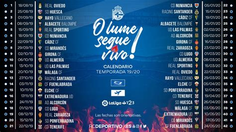 Calendario Real Madrid Liga Santander