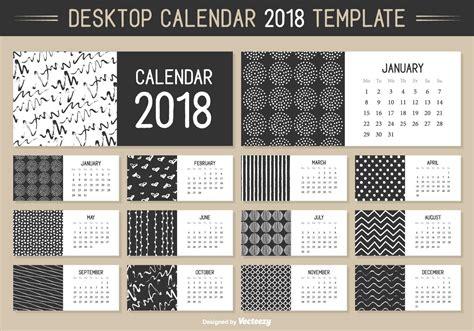Calendarios en vector 2020 para descargar gratis   Illustrator