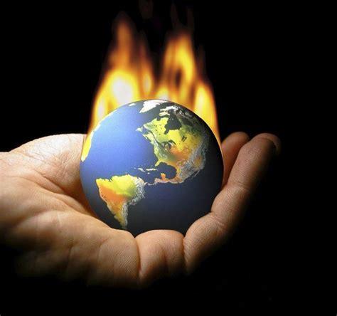 Calentamiento global versus cambio climático