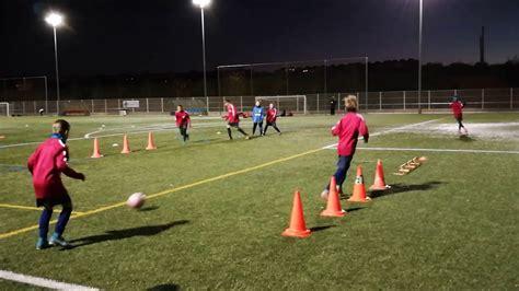 Calentamiento Pre Entrenamiento Fútbol 7   Ejercicio 3 ...