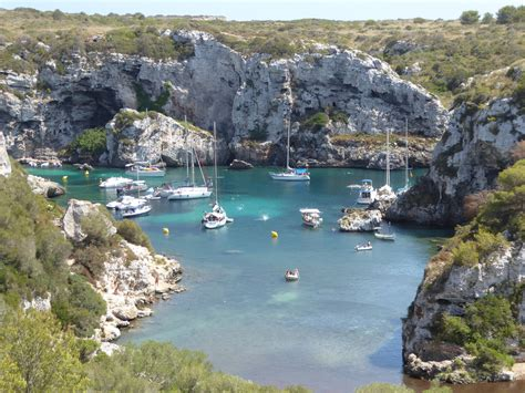 Cales Coves   Menorca Diferente
