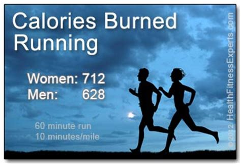 Calories Burned Running for Women  and Men Too!  | Health ...