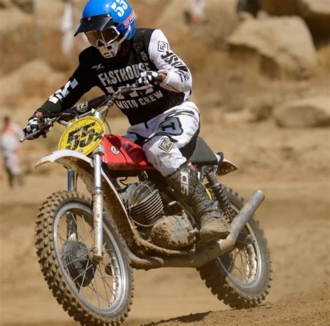 CALVMX S VINTAGE MOTOCROSS RACE AT PERRIS | Motocross ...