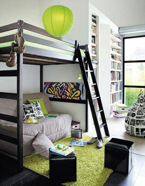 cama elevada juvenil   Google Search   decorating my house ...