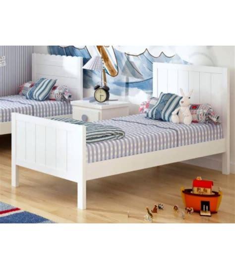 Cama infantil blanca Madrid | Muebles Noel