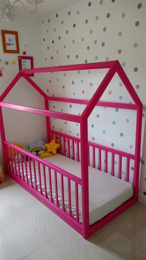 Cama Infantil Modelo Montessoriano   R$ 2.580,00 em ...