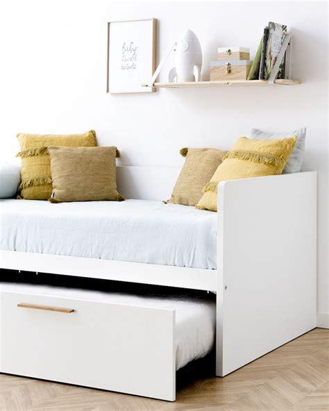 Cama nido blanca Dols   Kenay Home