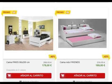Camas juveniles CONFORAMA   Catálogo online   YouTube