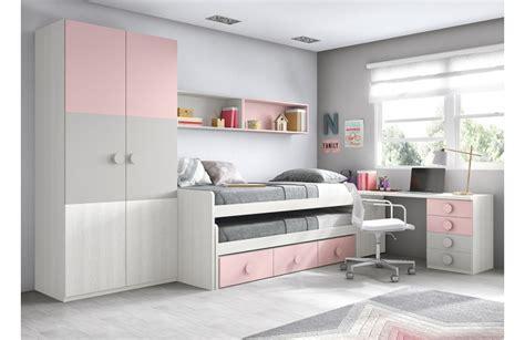 Camas nido, muebles ideales para habitaciones infantiles y ...