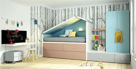 Camas nidos para dormitorios infantiles y juveniles
