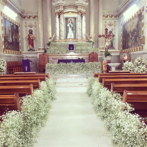 Cambiamos el pasillo rojo por uno blanco! Divina Iglesia ...