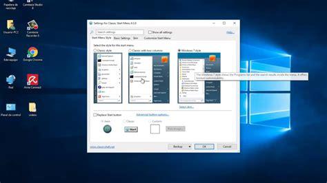 Cambiar apariencia windows 10 a windows 7   YouTube