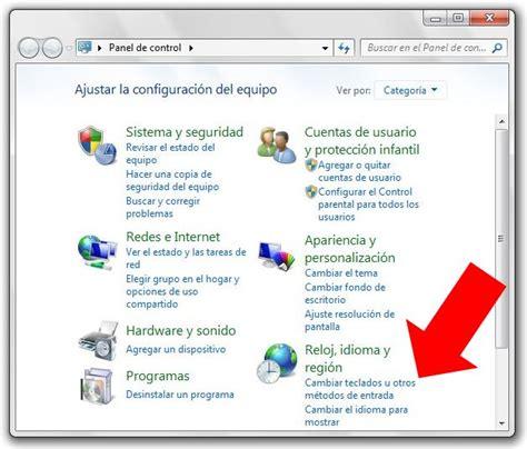 Cambiar el idioma de teclado Windows 7 [Tutorial]   Off ...