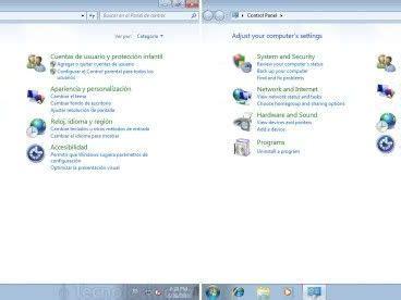 Cambiar el idioma de Windows 7   ingles a español   Haz ...
