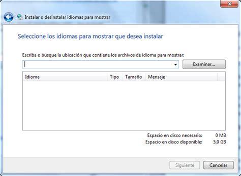 Cambiar el idioma de windows 7   netveloper.com
