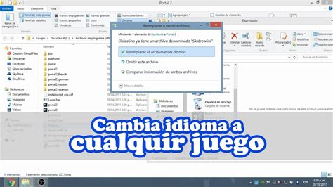 Cambiar Idioma a Cualquier Juego!!   YouTube