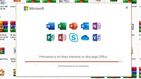cambiar Idioma a Español en Office 2019 en página oficial ...