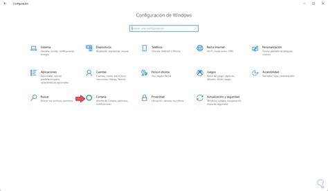 Cambiar idioma Cortana Windows 10   Solvetic