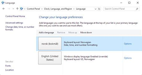 Cambiar Idioma Windows 10 A Ingles   SEONegativo.com