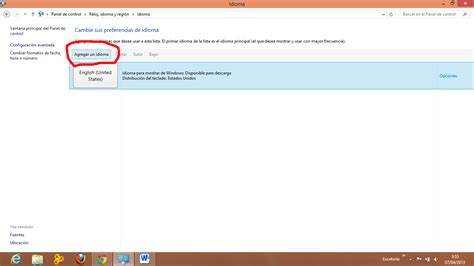 Cambiar Idioma Windows 8 | Cambiar Idioma Windows 8