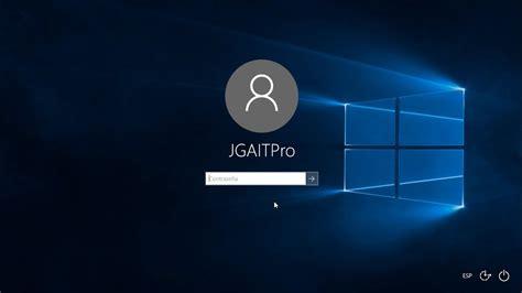 Cambiar imagen de cuenta en Windows 10   YouTube