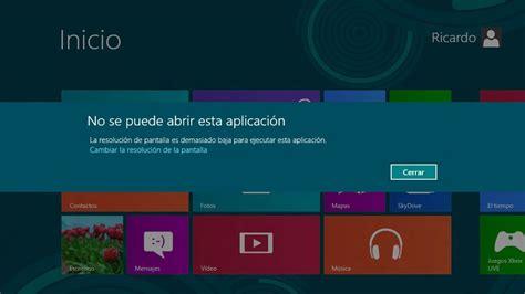 Cambiar resolución de pantalla Windows 8 | Solución ...