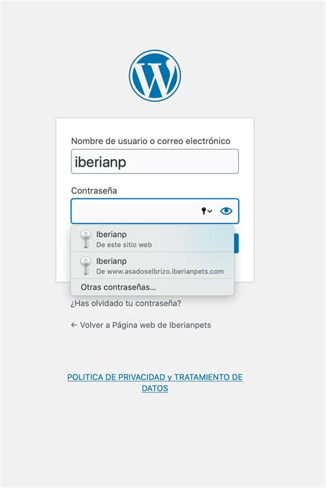 Cambiar url admin – Preguntas sobre WordPress – Foro