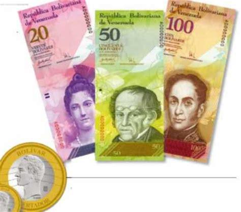 Cambio Bolívares Venezolanos a Euros o Dolares