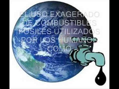 Cambio Climático Consecuencias .wmv   YouTube