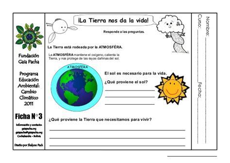 Cambio climatico para niños
