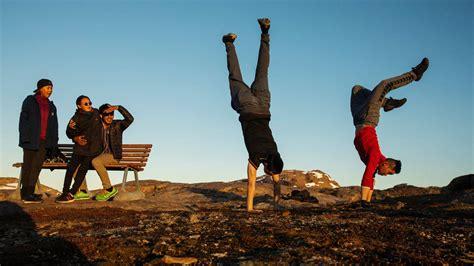 Cambio climático: Vivir en la Groenlandia del cambio climático