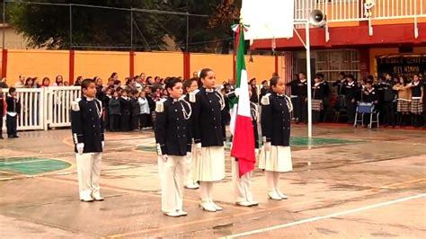 cambio de bandera  primaria centenario del himno nacional ...