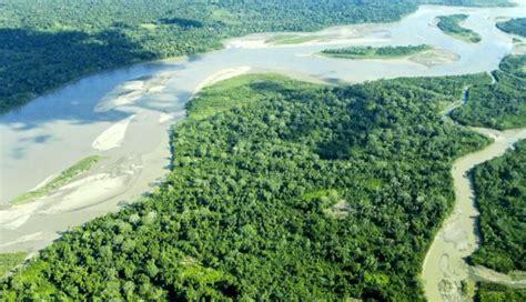 Cambios en la Amazonía pueden poner en peligro las fuentes ...