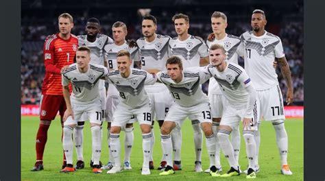 Cambios en la selección de Alemania | El Gráfico