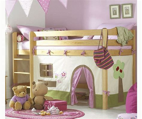 Camerette per bambini   struttura Kura di Ikea ~ Le ...