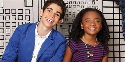 Cameron Boyce Remembered by  Jessie  Co Star Skai Jackson ...