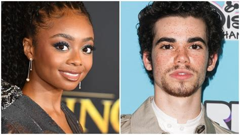 Cameron Boyce s  Jessie  Co Star Skai Jackson Tears Up ...