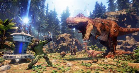 Camina y vive entre dinosaurios con Ark Park para ...