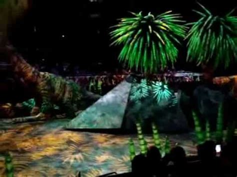 caminando con dinosaurios en mexico   YouTube
