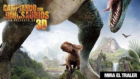 Caminando con Dinosaurios: La película en 3D | Subtitulado ...
