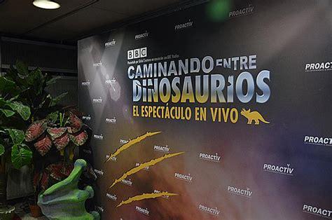 Caminando entre dinosaurios arrasa en su llegada a España ...