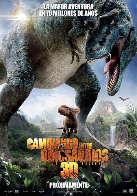 Caminando entre dinosaurios cartel de la película 1 de 6