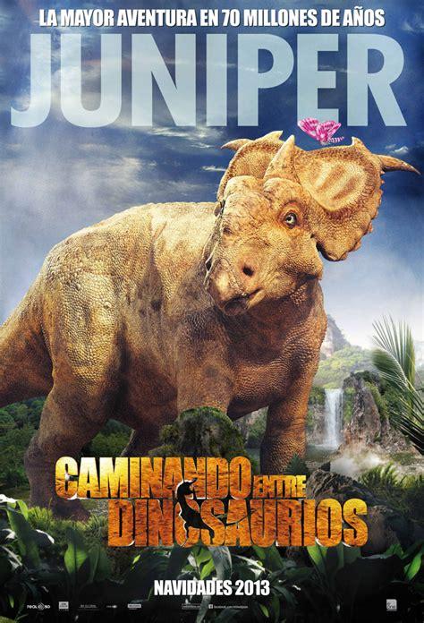 Caminando entre dinosaurios cartel de la película 3 de 6 ...