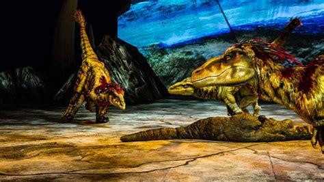Caminando entre dinosaurios: criaturas prehistóricas ...
