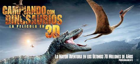 Caminando entre dinosaurios la película 3D