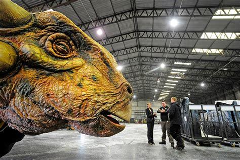 Caminando entre dinosaurios: ¿Que hay tras el escenario ...