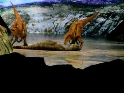 caminando entre dinosaurios velociraptores   YouTube