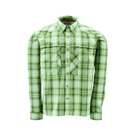 Camisa Simms Kenai