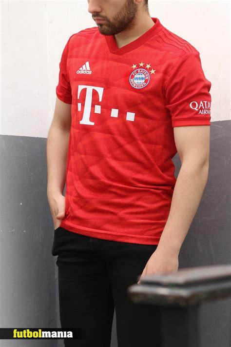 Camiseta adidas Bayern 2019 20  con imágenes  | Camisetas ...