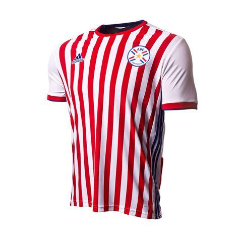 Camiseta adidas Paraguay Primera Equipación 2017 2018 ...